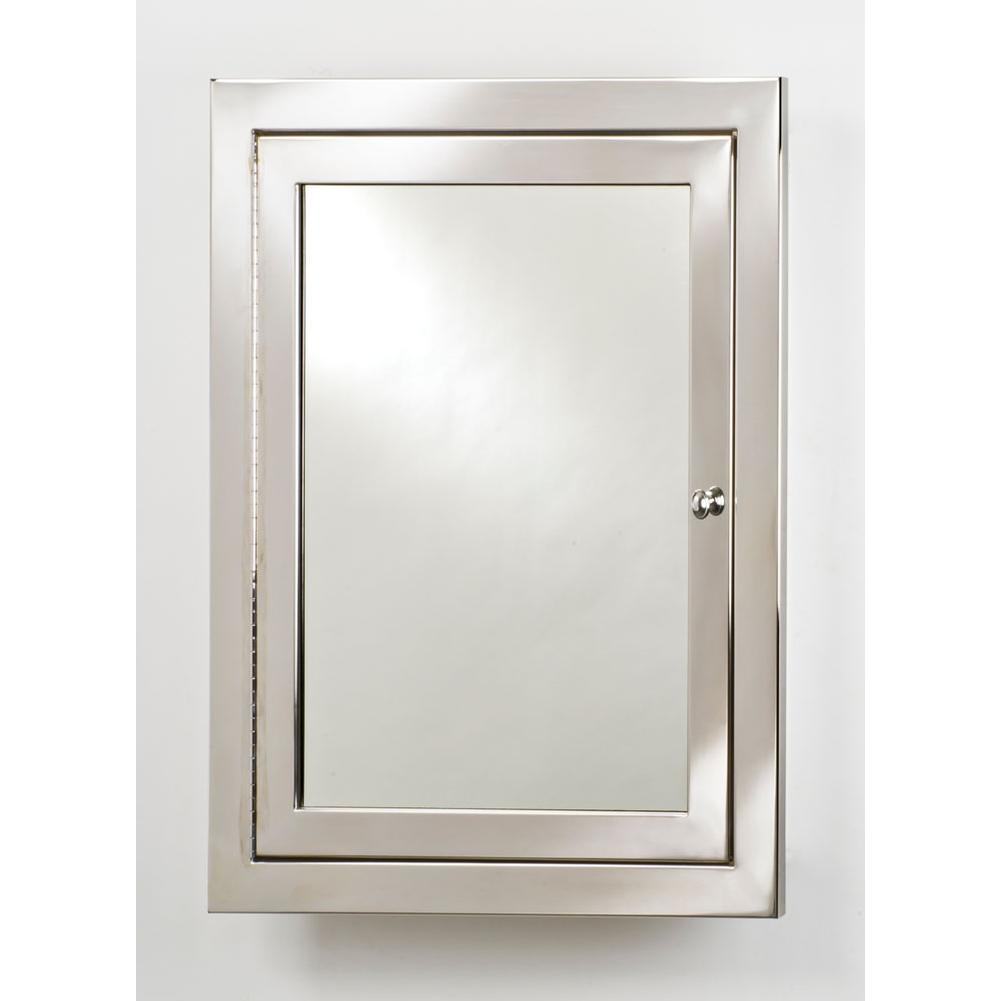 Beau Afina Corporation   MET P L   Stainless Steel Metro Polished Large
