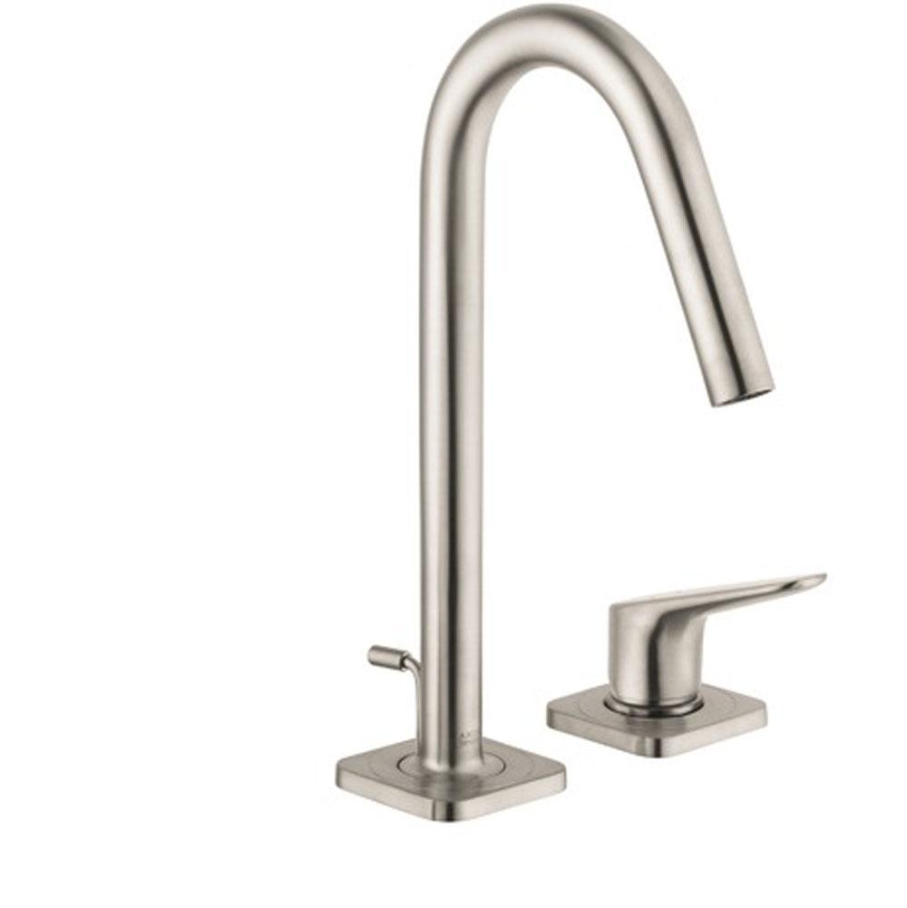 Axor Bathroom Sink Faucets Axor Citterio M Nickel Tones Brushed ...