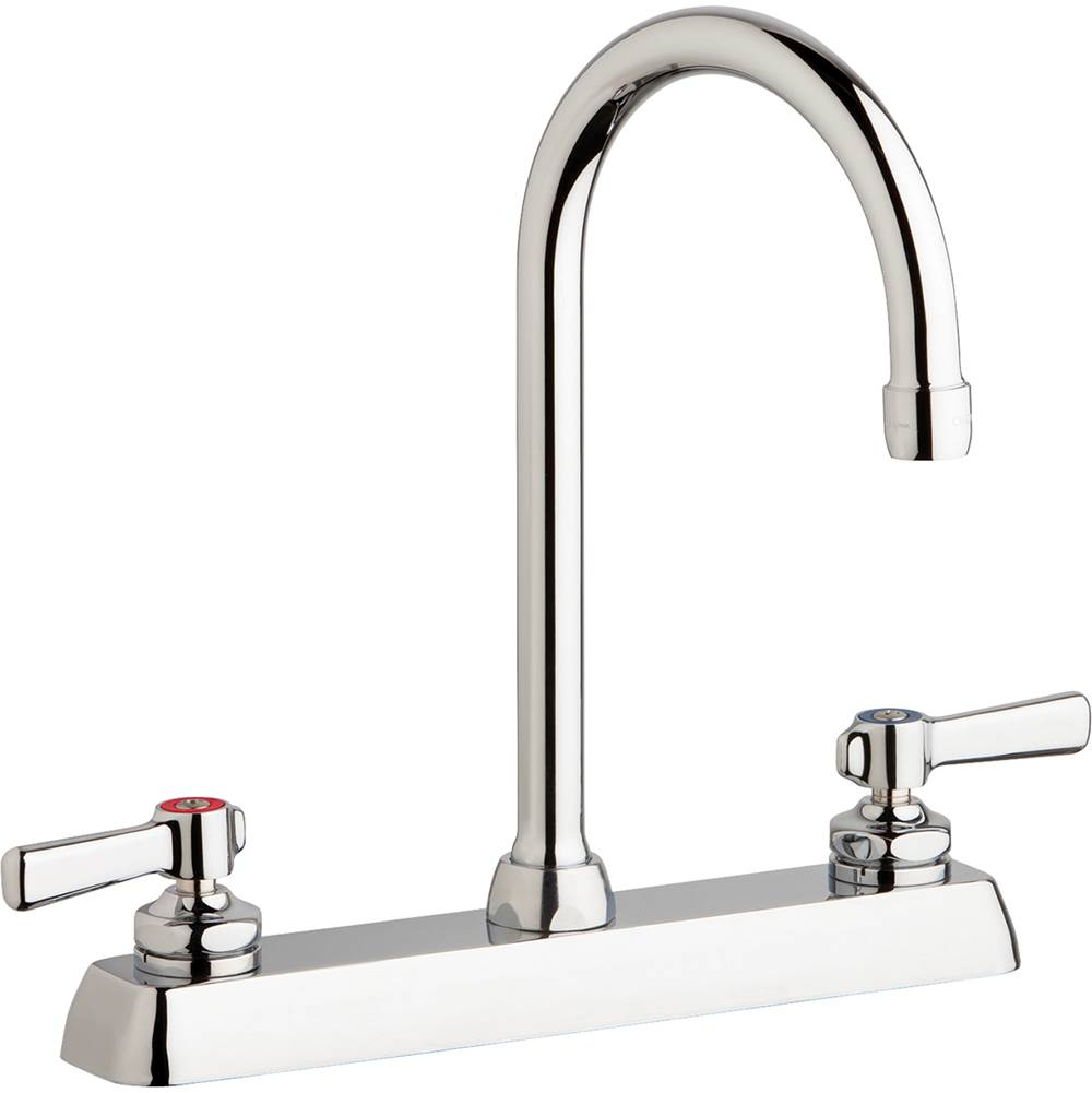 Chicago Faucets W8D-GN2AE35-369AB at Central Arizona Supply Bath ...