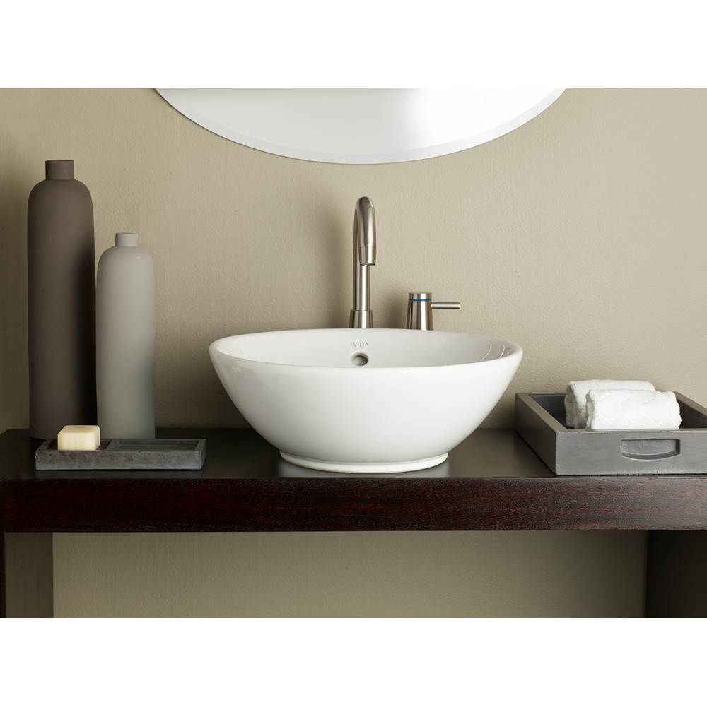 Cheviot Products Bathroom Sinks Vessel Water Lily Central