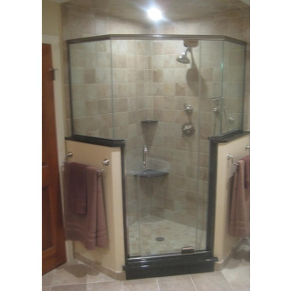 Century Bathworks Shower Doors Neo Angle Central Arizona Supply