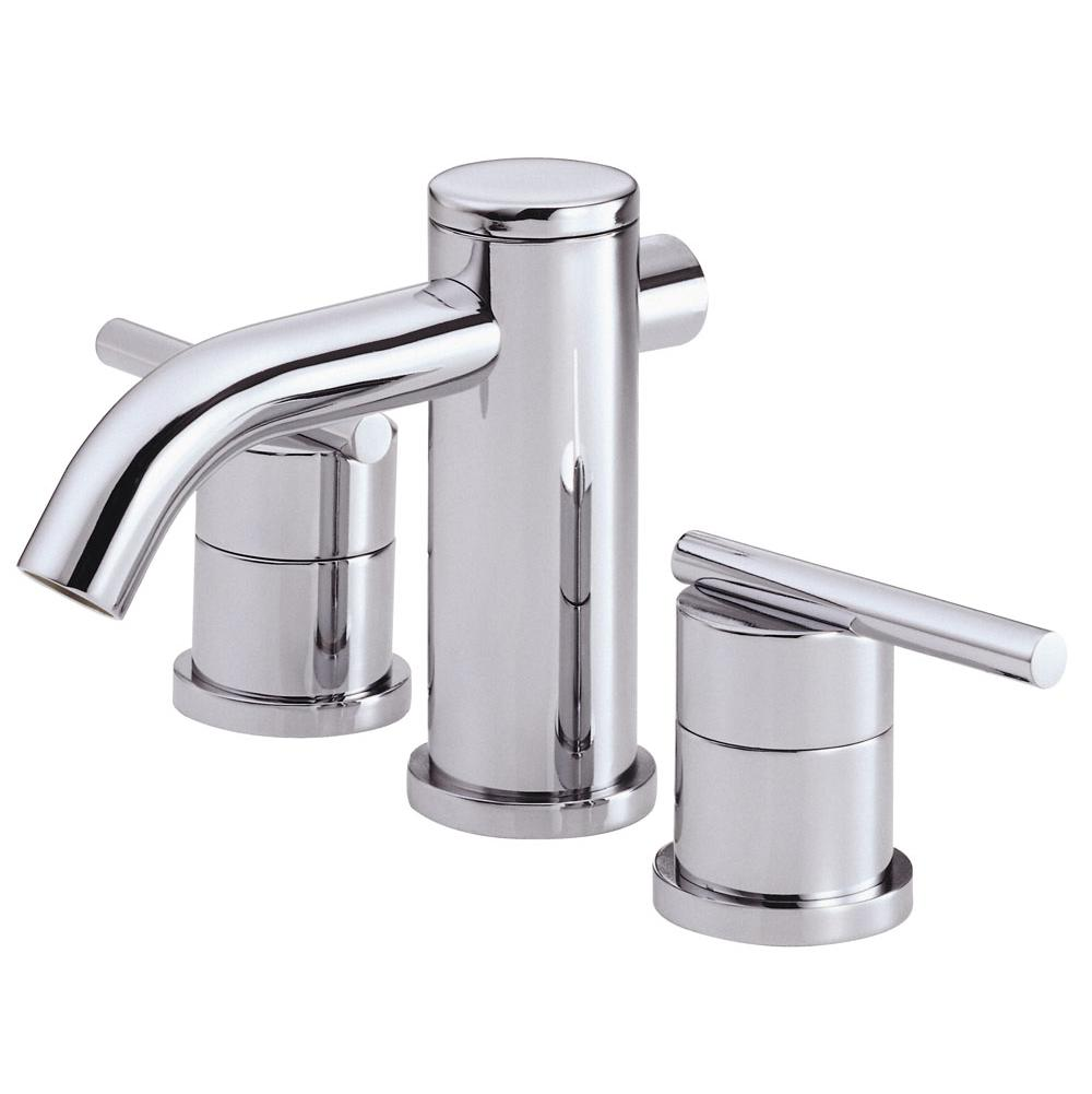 Danze Bathroom Sink Faucets Mini Widespread Chromes Central