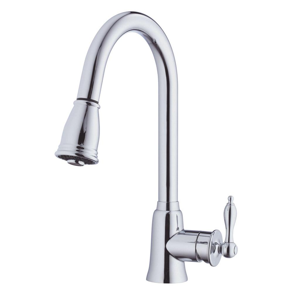 Danze Kitchen Faucets Chromes | Central Arizona Supply - Phoenix ...