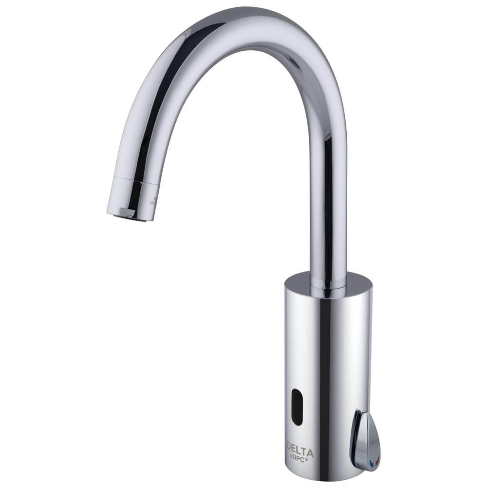 Delta Faucet Faucets Bathroom Sink Faucets Electronics Nickel Tones ...