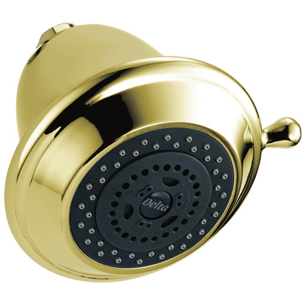 Delta Faucet Shower Heads Brass Tones   Central Arizona Supply ...