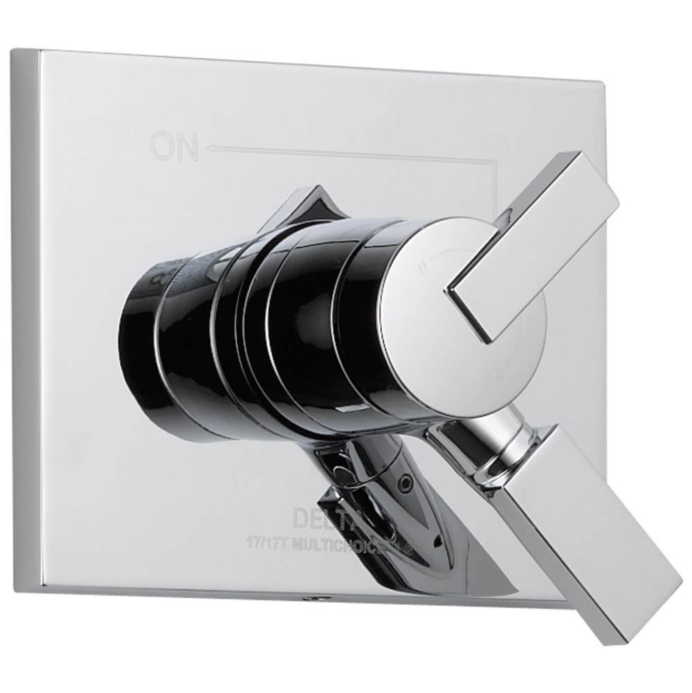 Delta Faucet Shower Faucet Trims Chrome | Central Arizona Supply ...