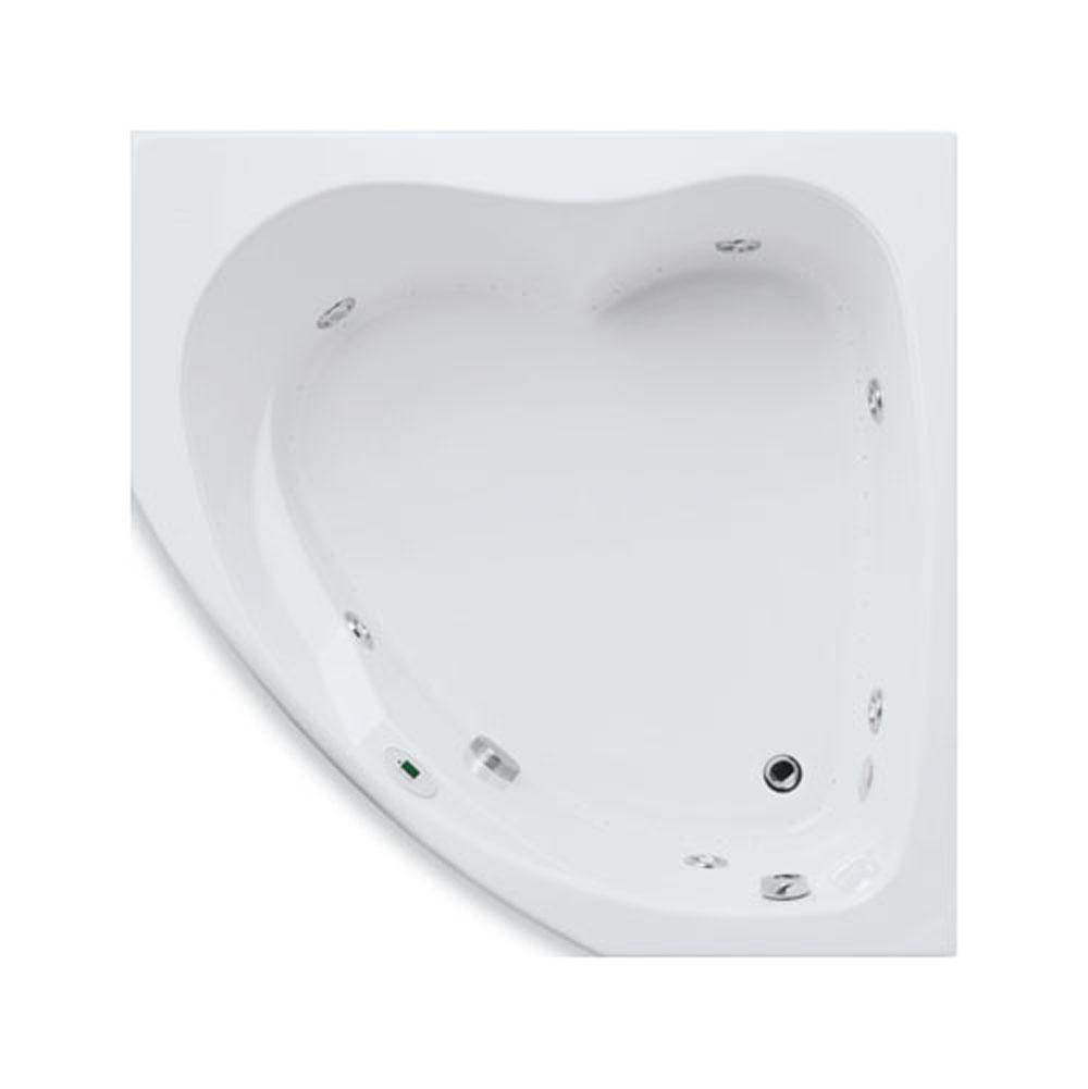 Whirlpool Bathtubs Solid Colors Jas 144 | Central Arizona Supply ...