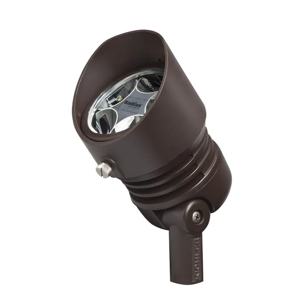 Kichler lighting outdoor lighting landscape led brass tones 26400 16200bbr30 kichler lighting 120v aloadofball Image collections