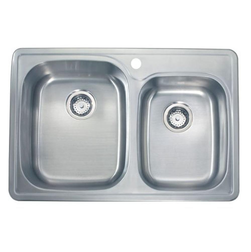 Lenova Sinks Kitchen Sinks Drop In   Central Arizona Supply ...