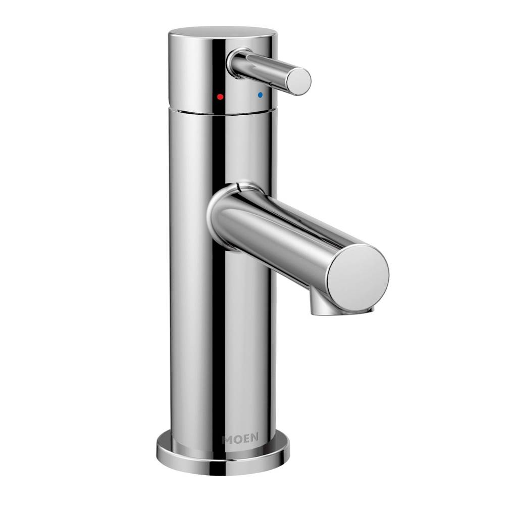 Moen Faucets Bathroom Sink Faucets Single Hole In Stock Central