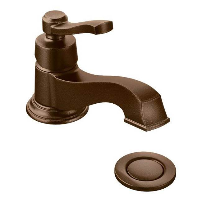 Moen Bathroom Sink Faucets Single Hole Rothbury | Central Arizona ...