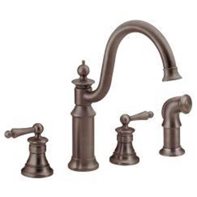 Moen Kitchen Faucets Oil Rubbed Bronze | Central Arizona Supply   Phoenix  Scottsdale Mesa Surprise Flagstaff Las Vegas
