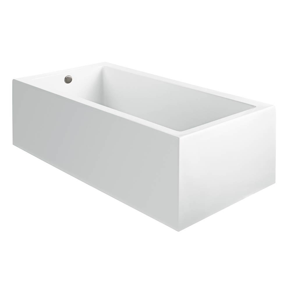 Bathtubs M T I Baths Tubs Air Bathtubs Three Wall Alcove | Central ...