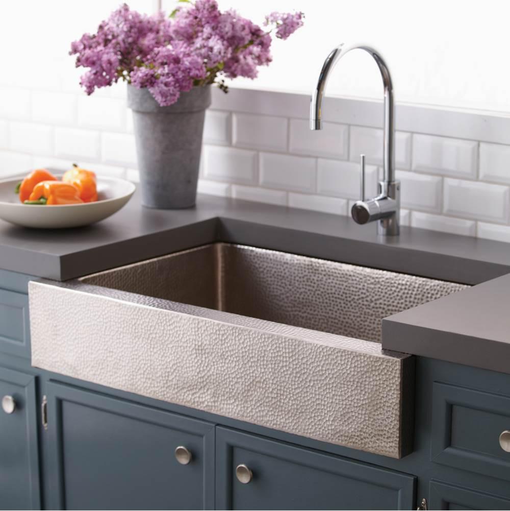 Native Trails Kitchen Sinks Undermount Copper Kitchen Sinks ...