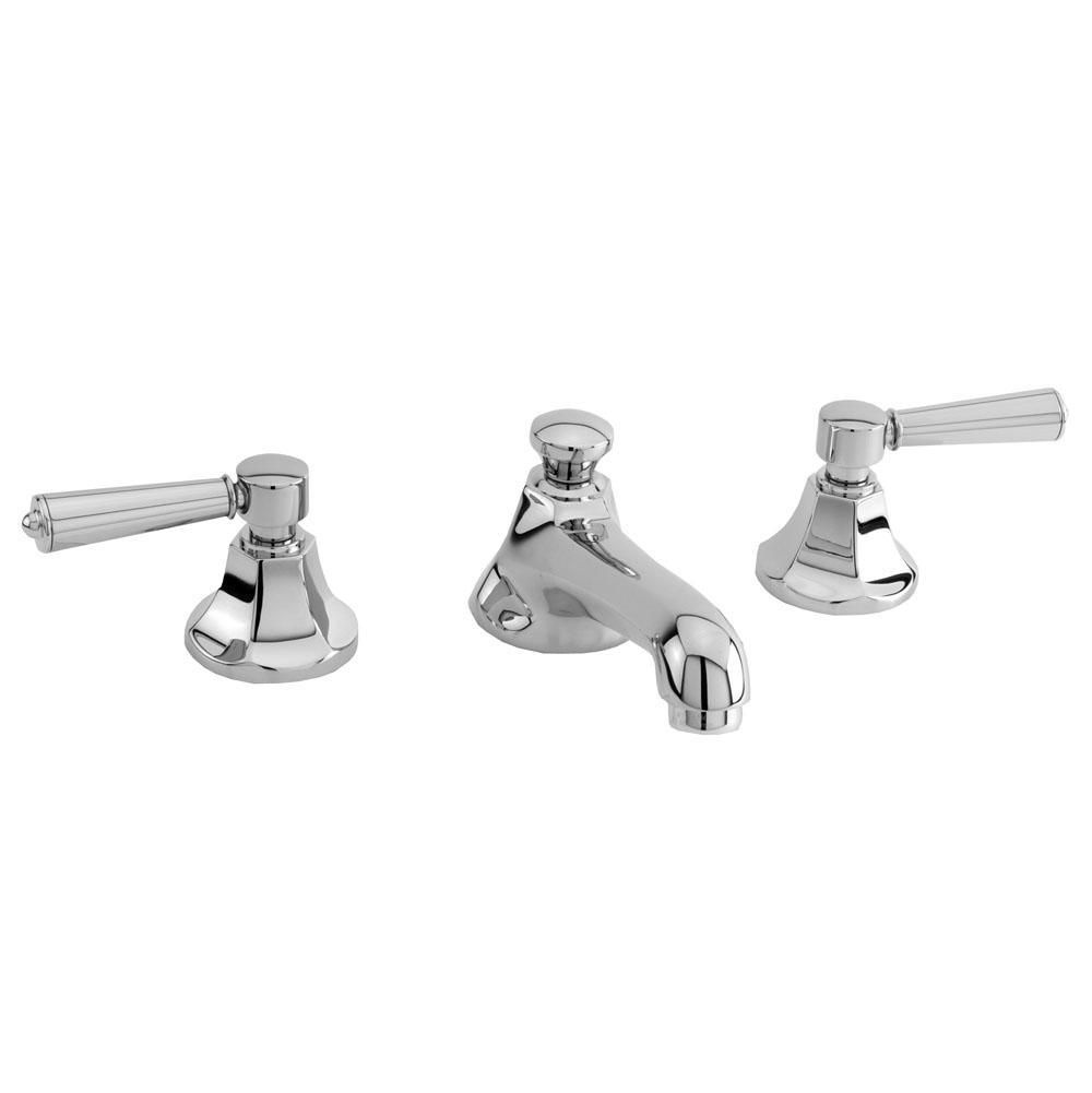 Newport Brass Faucets Bathroom Sink Faucets Widespread Gold Tones - Newport brass bathroom faucets