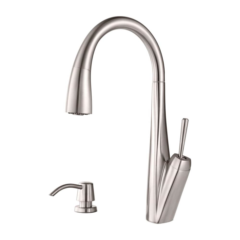 Pull Down Kitchen Faucet Pfister Kitchen Faucets Central Arizona