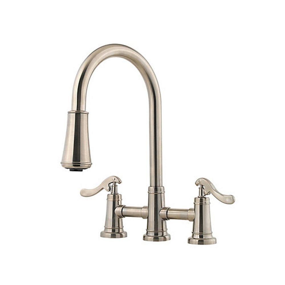 Pfister Faucets Kitchen Faucets Bridge | Central Arizona Supply ...