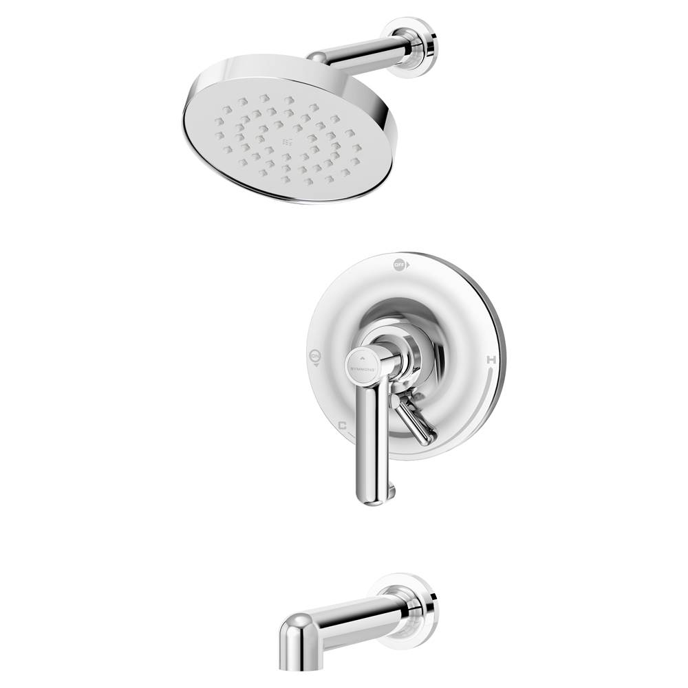 Symmons S 5302 Trm At Central Arizona Supply Bath Showroom Phoenix Scottsdale Mesa Surprise Flagstaff Las Vegas None Tub And Shower Faucets In A Decorative