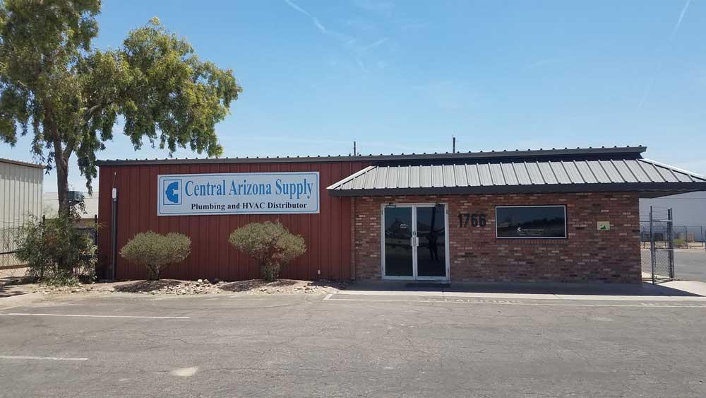 Central Arizona Supply Plumbing Showroom In Casa Grande