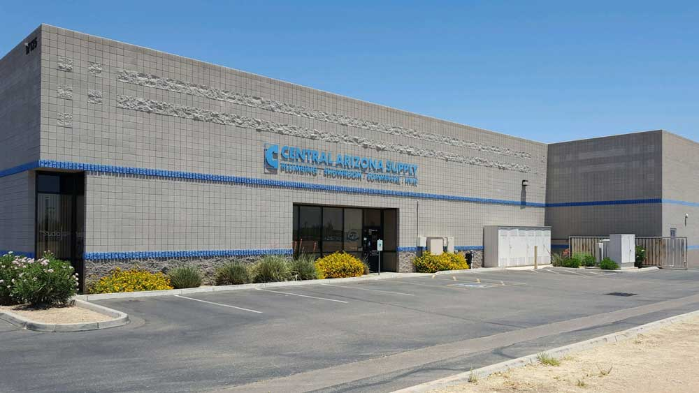 Central Arizona Supply Is Located In Surprise Az